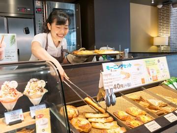 サンマルクカフェ ウィング上大岡店のアルバイト情報