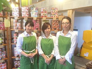 tea salon Caracol (ティーサロン カラコル)のアルバイト情報