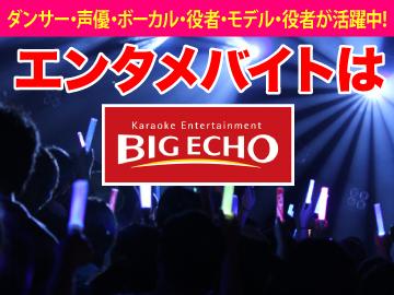 BIG ECHO(ビッグエコー) 新橋銀座口駅前店のアルバイト情報