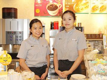 ドトールコーヒーショップ 渋谷宮益坂上店のアルバイト情報
