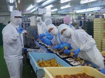 フジフーズ株式会社 船橋第2工場のアルバイト情報