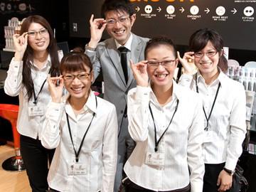 眼鏡市場/長岡天神店 (2278725)のアルバイト情報
