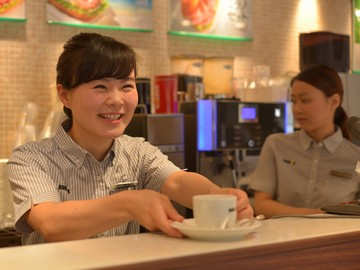 ドトールコーヒーショップ 幡ヶ谷店のアルバイト情報
