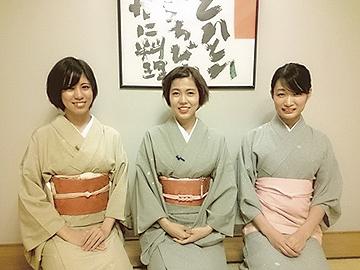 かに道楽 京都本店のアルバイト情報