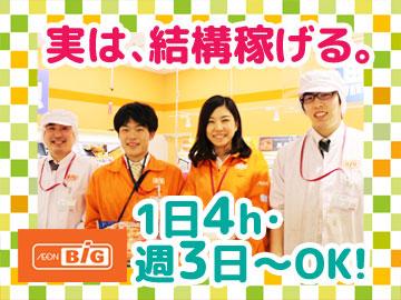 ザ・ビッグ松本村井店/塩尻、大町、白馬などその他7店舗募集のアルバイト情報