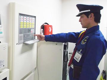 テイシン警備株式会社 東京本部のアルバイト情報