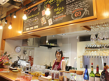 Ann's craft beer cafe(アンズ)のアルバイト情報