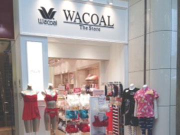 WACOAL The Store★(1)広島LECT店 (2)広島本通店のアルバイト情報