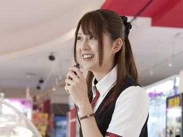 (株)ナムコ 首都圏エリア13店舗合同募集のアルバイト情報
