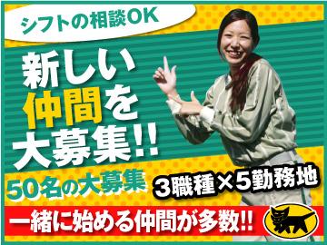 ヤマト運輸(株) 南河内ブロック [060229]のアルバイト情報