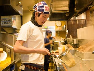 大人気のラーメン店【博多一風堂】で一緒に働きませんか!