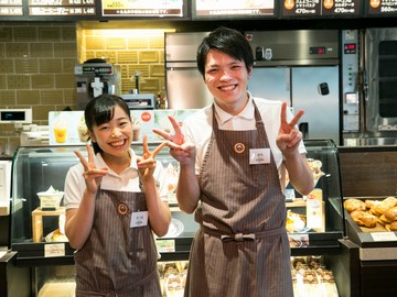 サンマルクカフェ  東海エリア30店舗合同募集のアルバイト情報