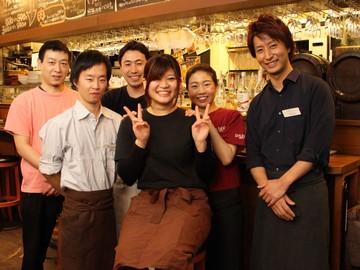 炭火料理と日本ワイン 神田岩本町style 本店のアルバイト情報