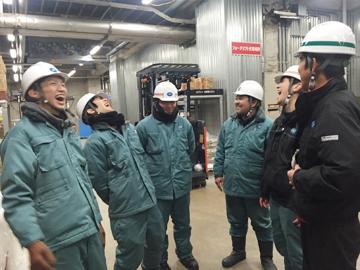 吉川運輸株式会社 <大阪埠頭営業所>のアルバイト情報