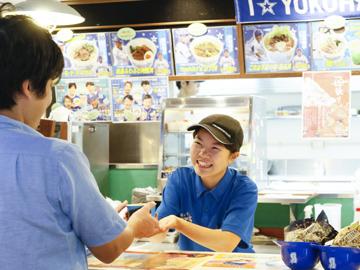 エームサービス株式会社 横浜スタジアム事業所のアルバイト情報