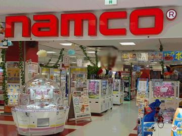 (株)ナムコ namcoフジグラン松山店のアルバイト情報