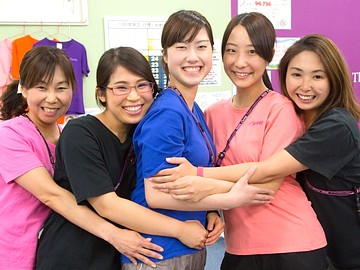 新店☆Curves柿生駅前、南成瀬、狛江駅前(株)リエゾンのアルバイト情報