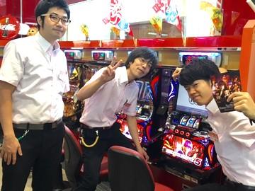パチンコ グランプリ (A)平尾店 (B)香椎店のアルバイト情報