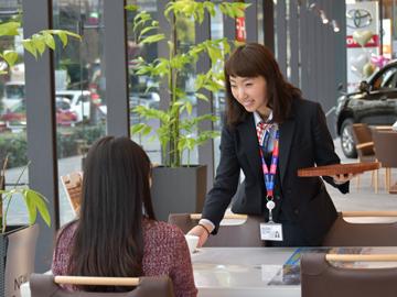 愛知トヨタ自動車 株式会社のアルバイト情報