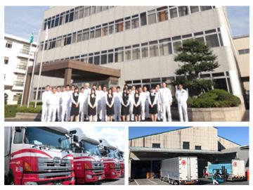 株式会社日本陸送 関東営業所のアルバイト情報
