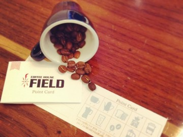 株式会社ディーシーエス/COFFEE HOUSE FIELDのアルバイト情報