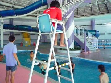 萩中公園水泳場のアルバイト情報