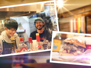 Jack 37 Burger(ジャックサンナナバーガー)のアルバイト情報