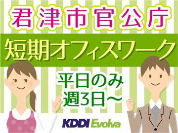 株式会社KDDIエボルバ/DA026492のアルバイト情報