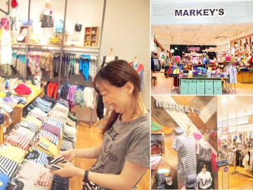 MARKEY'S ★10店舗合同募集★のアルバイト情報