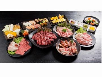 焼肉・寿司オーダーバイキング カルビッシュ 広島伴中央店のアルバイト情報