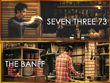 SEVEN THREE(西麻布) / BANFF(自由が丘)のアルバイト情報