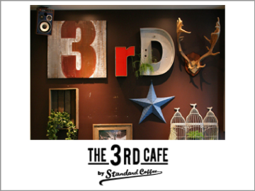 The 3rd CAFE by Standard Coffee StandardCoffeeのアルバイト情報