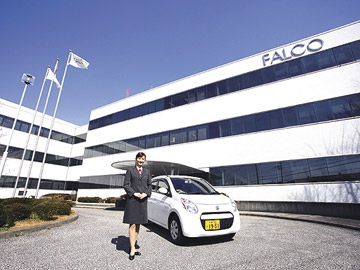 (株)ファルコバイオシステムズ 京都第一営業所のアルバイト情報