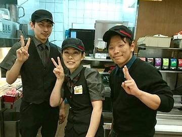 マクドナルド (1)広島ゆめタウン店(2)イオン段原店のアルバイト情報
