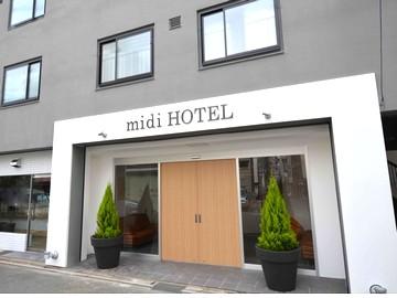 midi HOTEL / midiインターナショナル株式会社のアルバイト情報