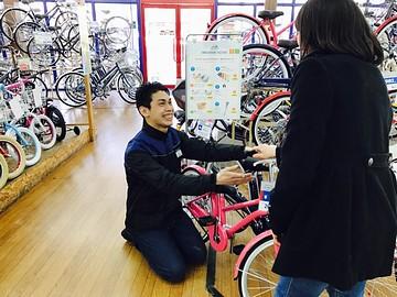 株式会社ダイツーサイクルベースあさひ 東住吉今川店のアルバイト情報