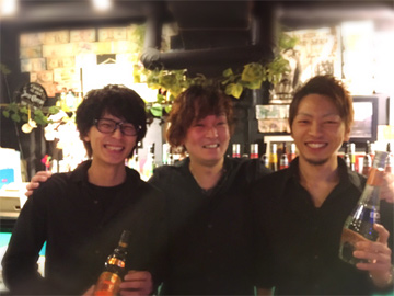 Bar ムーンウォークのアルバイト情報