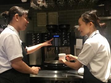 サンマルクカフェ 岡山エリア9店舗合同募集のアルバイト情報