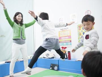 自宅でできるので子どもたちとのびのび学習できますよ♪