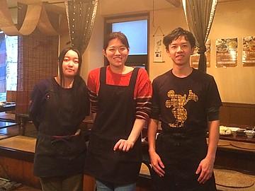 旬菜酒家 一心のアルバイト情報