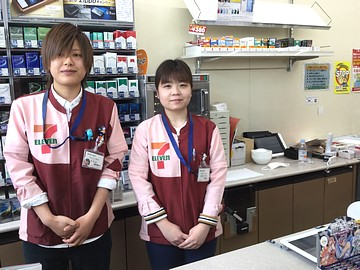 セブンイレブン 京都リサーチパーク店/9号館店のアルバイト情報