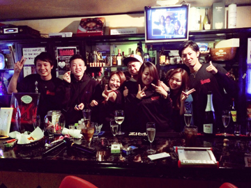 Bar BLACK WINGのアルバイト情報