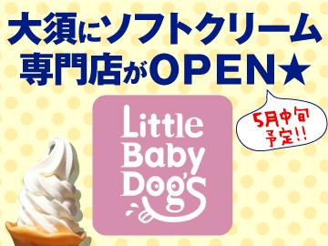 LITTLE BABY DOG'S(リトルベビードッグス)のアルバイト情報