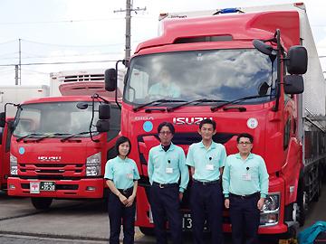 日本郵便輸送株式会社 東海支社のアルバイト情報