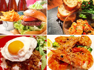 BAR&GRILL DUKESのアルバイト情報