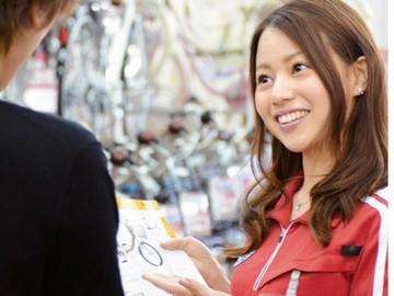 ダイワサイクル 4店舗合同募集のアルバイト情報