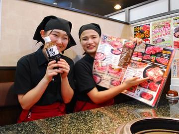 国産牛焼肉あみやき亭 可児店のアルバイト情報
