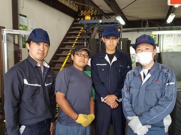 日本液炭株式会社 九州支社のアルバイト情報