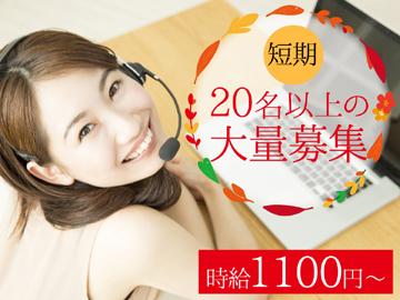 株式会社ウィルエージェンシー ITOS横浜支店/wyo0293のアルバイト情報
