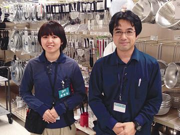 株式会社ニトリ デコホーム事業部 関西のアルバイト情報